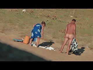 فيد الخفي للفرنسيين اثنين الساخن على الشاطئ جزء 7