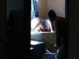 زوجة إغواء صبي في منزل (مخفي يمكن)