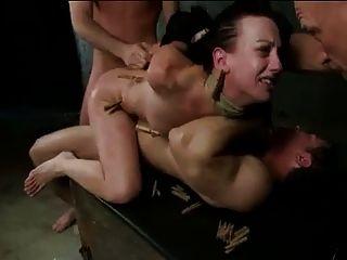بدسم الوحشي مزدوجة الاختراق تحول جنسى!vol.5 بواسطة: ftw88