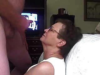 الجدة يحصل على الوجه
