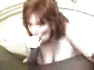 سجلت زوجتي وصديق أسود ط الفيديو