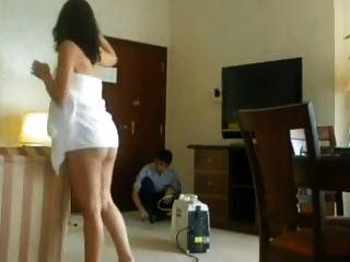 امض نظافة الفندق