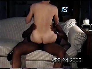 زوجات البيضاء الساخنة وأقرن ومحبي سوداء على # 22.eln