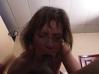 ويندي تحصل مارس الجنس من قبل بي بي سي