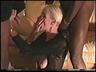 بلز يمارس الجنس مع زوجتي مع الخاص بك الديك الأسود الكبير (الديوث)