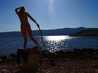 queensnake.com الشاطئ كس 2