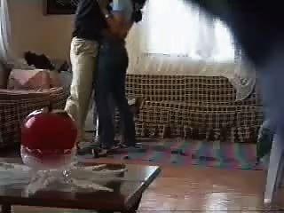 فتاة العربية استغل من قبل الجيران الجاسوس كام