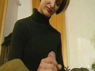 فتاة الروسية مع الملاعين الجسم الساخنة