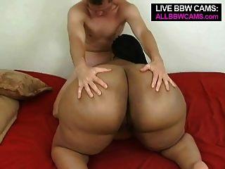 interatial حلمة الثدي BBW الجنس عملاق الدهون سخيف الحمار جزء 2