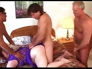 تحول جنسى مع BBW شقراء