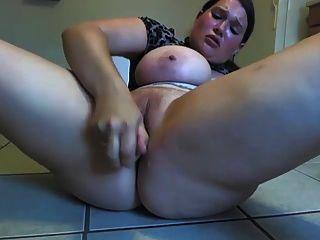 فتاة السمين الساخنة في الكاميرا 4