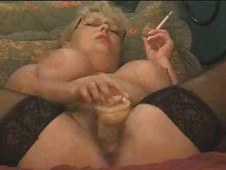 التدخين والتدفق