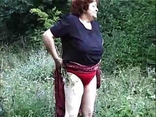 الجدة في البرية