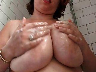 الدهون زوجة مشعر مفلس في الحمام