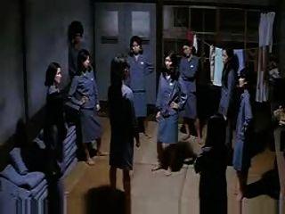 اليابانية فحص الثدي السجن
