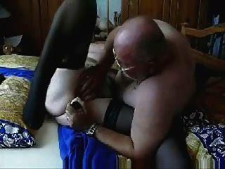 فيديو المسروقة وقحة الجدة يلهون.الهاوي