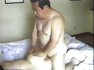 اليابانية رجل كبير السن الملاعين سكرتيرته