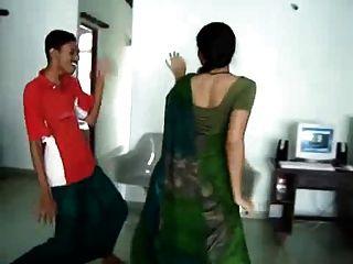 مثير الجنوب الهندي الرقص الحمار الساخنة