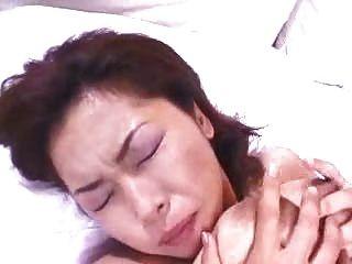 تحصل مارس الجنس مفلس الآسيوية شينوبو هوسوكاوا
