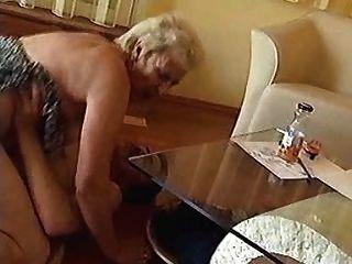منكوح الجدة من الصعب على الأرض