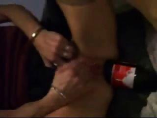 الكوكا كولا زجاجة جيدة جدا لقبضة لها الأحمق