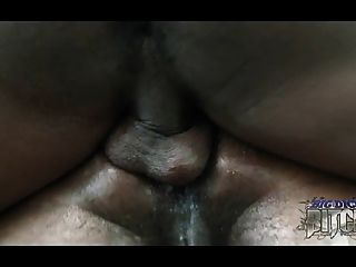 كبير ديك الكلبة يعلم المعاول كيف يمارس الجنس