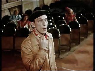 العري في الأفلام الفرنسية: آه!ليه الادب bacchantes (1954)