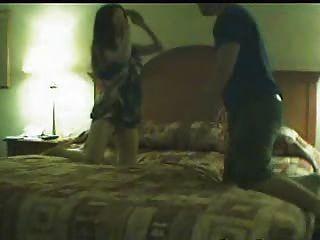 الكلبة سيئة القبض على الكاميرا على الغش زوج