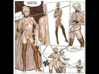 أنيمي الجنس الكرتون
