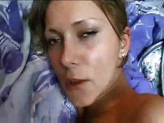 محلية الصنع فتاة الشريط الجنس مع كبير الثدي