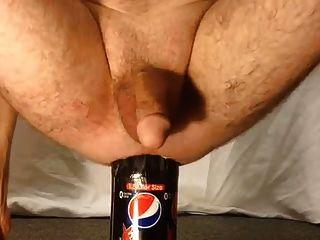1.5 لتر زجاجة الإدراج الشرج الذكور