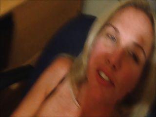 زوجة cums في مع نائب الرئيس على وجهها