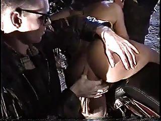 راكب الدراجة النارية عصابة بانج بدء