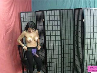 الرقص الهندي هوتي ضخمة الثدي ث يريد مؤخرتك جوي ربط