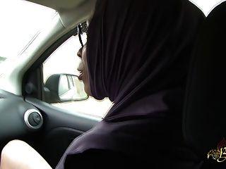سارة عبد القادر ابن السويس للاسمنت MEC الرقص لا الحنطور beurette جولة