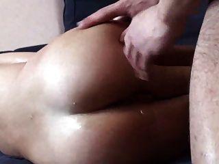 امرأة سمراء الهواة قيدوا ومارس الجنس
