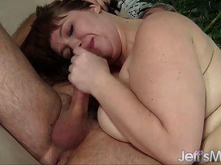 شيري لوناس يحصل نفسها مارس الجنس