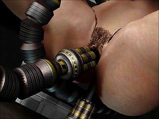 3D الرسوم المتحركة: الروبوتات الجنس