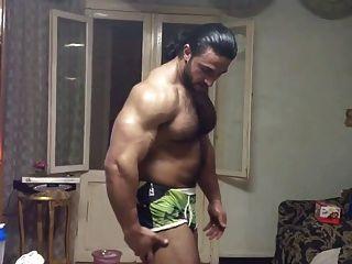 الساخنة العضلات العربية مشعر