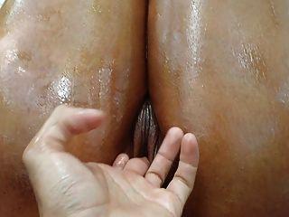 تحصل مارس الجنس كبير الحمار فاتنة الكولومبية في الغابة