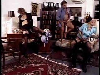 ميلف الألمانية (الأصغر مكتب التحقيقات الفرنسى دوماس) الحصول على مارس الجنس