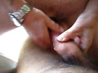 صبي cums في داخل بابا القلفة bigant