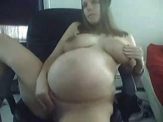 الفتيات الحوامل رائع على كاميرا ويب 2