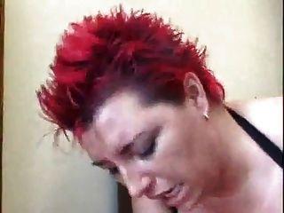 مارس الجنس BBW أمي في الحمار