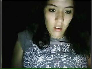 الساخنة اللاتينية فتاة كاميرا ويب