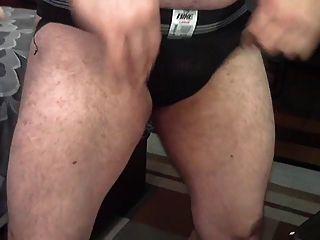مدرب شعر الرياء في حزام رياضي