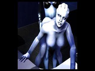 تأثير الشامل تجميع الجنس 3D