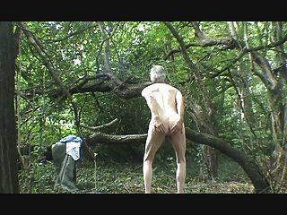 شريط، العادة السرية، ونائب الرئيس في الغابة