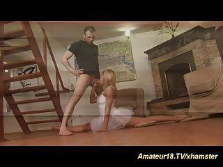 ممارسة الجنس kamasutra مع بلدي راقصة الباليه