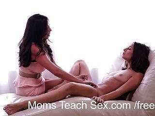 الامهات تعليم الجنس الأوهام الأم تصبح حقيقة واقعة